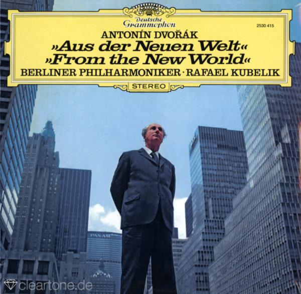 DVORAK Symphony No 9 From the New World Rafael Kubelik