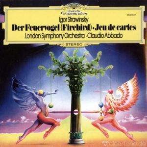 STRAVINSKY Der Feuervogel Jeu de cartes Claudio Abbado