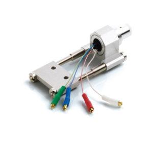 Clearaudio Stability Headshell Tonabnehmer-Aufnahme