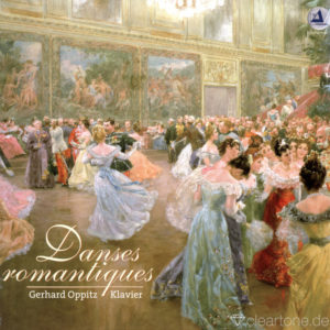 CHOPIN LISZT DVORAK Klavier Danses Romantiques Gerhard Oppitz