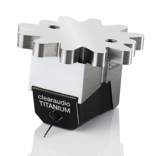 Clearaudio Tonabnahmer TITANIUM V2