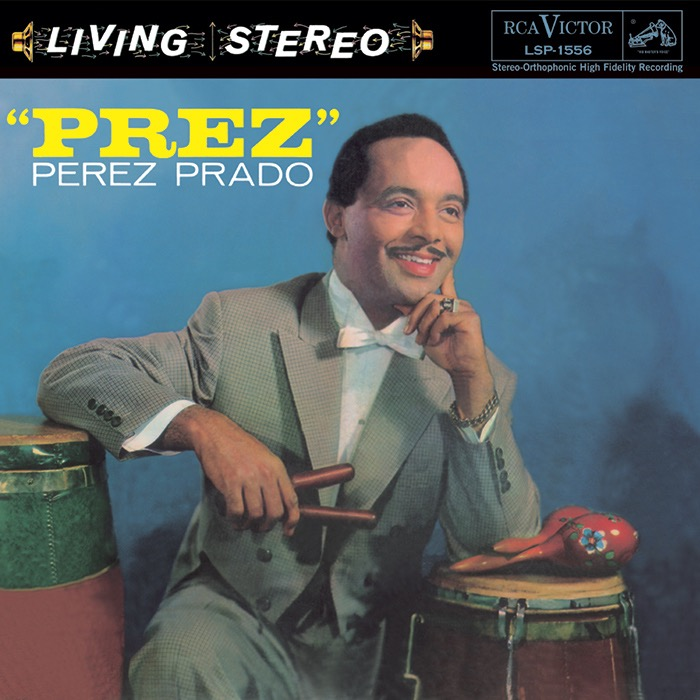 Perez Prado and His Orchestra Prez