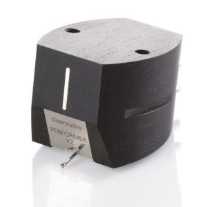 Clearaudio Tonabnahmer PERFORMER V2 MM