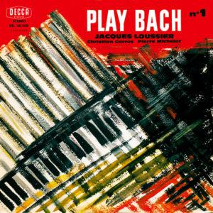 Jacques Loussier Play Bach No. 1