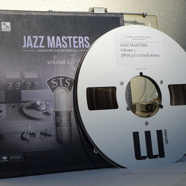 Buddy Tate, Milt Buckner, Walace Bishop - Jazz Masters - vol. 1
