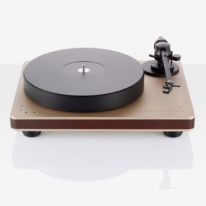 Clearaudio Platenspieler Performance DC Rose Gold