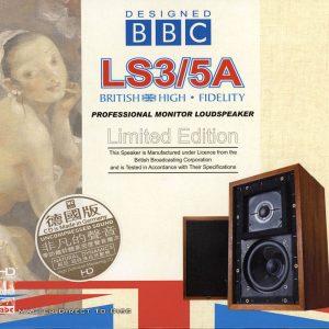 Sampler LS3/5a Professional Monitor Loudspeaker