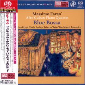 Massimo Farao, Afro Cuban Piano Quartet Blue Bossa