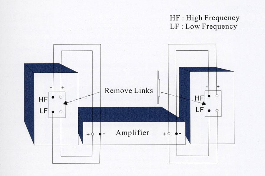 ls35a bi-wiring