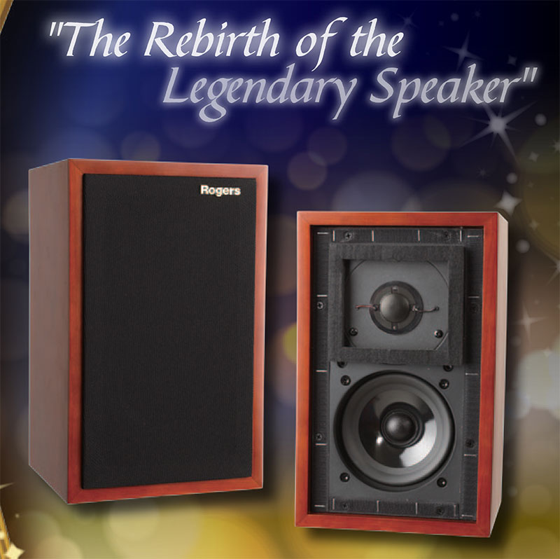 The Rebirth of the Legendary Speaker
