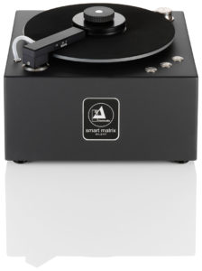Clearaudio Smart Matrix Silent black