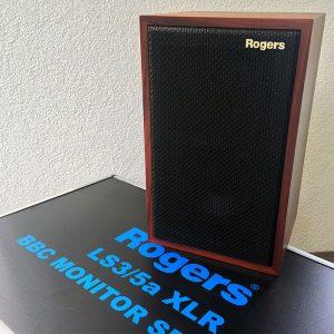 Rogers LS3/5a XLR BBC Monitor Speaker